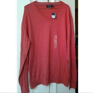 Mens Nautica V Neck  Sweater.